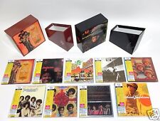 The Jackson 5, Michael Jackson / JAPAN Mini LP SHM-CD x 9 titles + PROMO BOX x 2