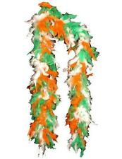 Ireland Tri Colour Feather Boa Ideal As St Patrick's Costume Accessories