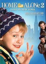 HOME ALONE 2 - LOST IN NEW YORK - 2015  WIDESCREEN DVD - ACTUAL COVER SHOWN