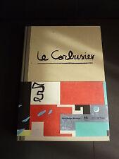 BUCH Le Corbusier -  Kunst der Architektur 1.Auflage Geb. Ausgabe VITRA