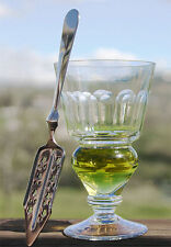 FRENCH ABSINTHE GLASS