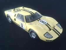 Shelby Collectibles Ford GT40 MKll 1966 1:18 #8 Whitmore / Gardner LM (MCC)