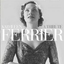 KATHLEEN FERRIER/+ - A TRIBUTE  2 CD SÄNGERPORTRAIT/BEST OF  NEU
