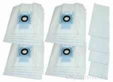 20 x Bosch Vacuum Cleaner Type G Dust Bags Plus Filters - Fits over 200 models