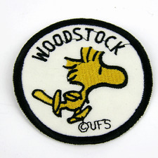 Woodstock Snoopy Peanuts Iron sew on Patch clothes dressmaking applique