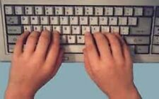 Touch Typing Tutor Programs x 2  - XP, Vista, Win 7, Win 8 and Windows 10