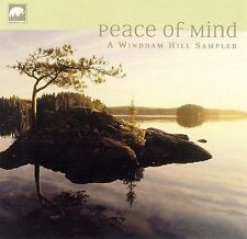 Peace of Mind [Windham Hill] by Various Artists (CD, Aug-2002, Windham Hill...