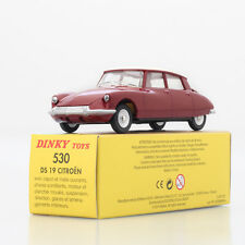 Dinky Toys Atlas 1:43 - Citroen DS 19 Rouge 530