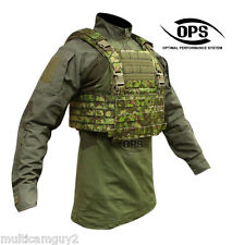 OPS/UR-TACTICAL INTEGRATED TACTICAL PLATE CARRIER IN PENCOTT GREENZONE