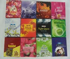 GR Best Seller Variety Collection Incense Cones Bulk Lot 12 x 10 Cone, 120 Total