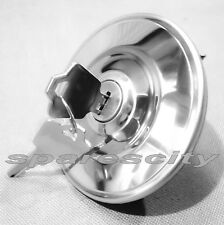 HOLDEN MONARO PETROL FUEL CAP POLISHED STAINLESS STEEL HD HR HK HT HG HQ