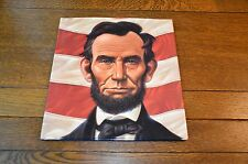 ABE'S HONEST WORDS, THE LIFE OF ABRAHAM LINCOLN - NEW 2008 HARDBACK