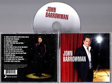 JOHN BARROWMAN - John Barrowan 2010 New CD
