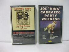 Joe King Carrasco & The Crowns Cassette Tapes Party Weekend + Bandido Rock