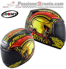 Helmet Suomy Apex Gladiator casque moto integral helm size M