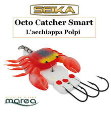 Polpara Octo Catcher Smart Seika Tubertini con granchio -Take octopus 102 grammi