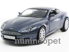 MOTORMAX 73321 ASTON MARTIN DB9 COUPE 1/24 DIECAST BLUE