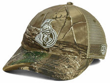 Ottawa Senators Old Time Hockey NHL Mesh Camo Trucker Snapback Hat Cap OSFM