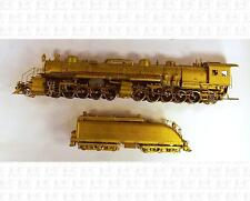 Westside HO ATSF 3000 Class 2-10-10-2 Steam Locomotive Santa Fe No Box Brass