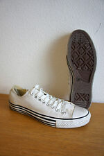 Vintage Converse Chuck Taylor All Star Striped Vtg Retro Skate Surf Sneakers