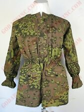 WW2 German Elite M42 Oakleaf A Camo Smock Size L