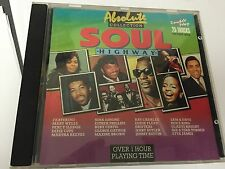 Soul Highway  SOUL/FUNK W MARY WELLS ESTHER PHILLIPS ETC CD 5018482441223