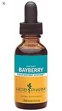 Herb Pharm Bayberry Extract for Respiratory System Support - 1 Oz FAST SHIPPING