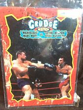 Grudge Match Card Marvelous Marc Mero And Lethal Weapon Steve Blackman