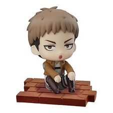 Attack on Titan Sitting Collection Trading PVC Mini Desktop Figure Jean @1921