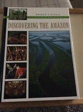 READER'S DIGEST TRAVELS AND ADVENTURES - DISCOVERING THE AMAZON