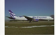 Air Finland Boeing B757-28A Aviation Postcard, B008