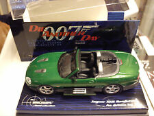 MINICHAMPS 1/43 JAGUAR XKR ROADSTER  FROM DIE ANOTHER DAY