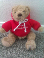 Herrington Handcrafted Teddy Bear Limited Edition Graduation 2003 Sweater Brown