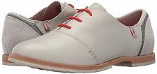 Ahnu Women's Emery Oxford Lace Up Shoes - Size 9 M - Stone White