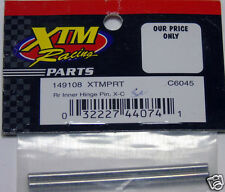 149108 XTM Racing Ripmax Rear Inner Hinge Pin For: X-C RC Buggy Brand New UK