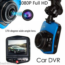 DVR Cam Recorder 1080P Car Accident Video Recorder Vehicle Dash Camera Night LED