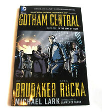 DC Comics Gotham Central volume 1 Graphic Novel  , Batman Related