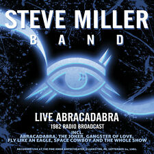 Steve miller band live D. - 2 CD set (732046)
