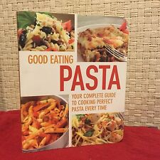 Love Food Good Eating Pasta Cookbook Mini Illustrated Free Shipping