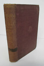 VISIONS OF THE VALE or Divine Government Among Men by Rev B F Price circa 1871