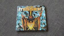 CD RAVE MISSION - VOLUME 14 - SEALED - NEW - 150 MIN - RARE - 1999 - EUROMEDIA
