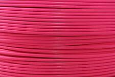 1 m Bowdenzughülle neon pink für Bremszüge