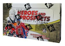 2010-11 In the Game Heroes & Prospects Hockey Hobby Box