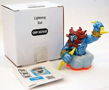 Skylanders Giants LIGHTNING ROD Series 2 Figure/Code NEW Box Wii-U PS3 3DS Xbox