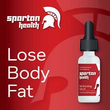 SPARTAN HEALTH FAT BURNER SERUM - INSANE FAT BURNING EXTREME RESULTS GET RIPPED
