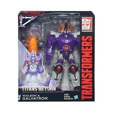 TRANSFORMERS GENERATIONS TITANS RETURN VOYAGER CLASS GALVATRON ACTION FIGURE