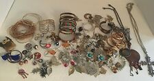 Junk Drawer Jewelry Lot Collection Of Assorted Pieces