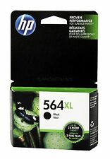 HP 564XL Black Ink Cartridge CN684WC Genuine New