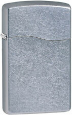 Zippo Blu2 Street Chrome Butane Lighter, # 30207, New In Box