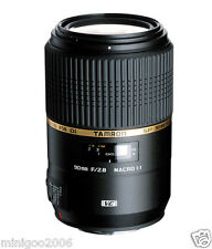 NEW TAMRON SP 90mm F2.8 Di MACRO 1:1 VC USD F004 (90 mm F/2.8) for Canon*Offer